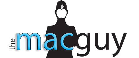 The Mac Guy Logo