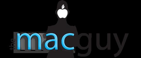 The Mac Guy Logo